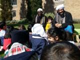 Habib Kadhim Visiting the children 2