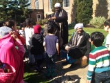 Habib Kadhim Visiting the children 3