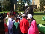 Habib Kadhim Visiting the children 6