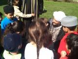 Habib Kadhim Visiting the children 8
