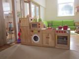 Pre school's kitchen