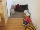 Cosy corner - baby room