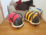 Wheelie bugs